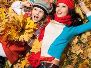 5 pomysłów na jesienny spacer