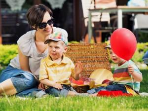 5 powodów, dla których zabawa na podwórku jest super!