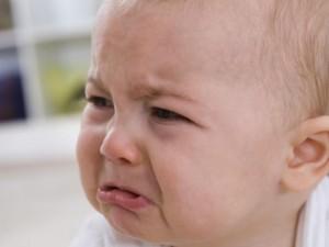 5 powodów płaczu smyka