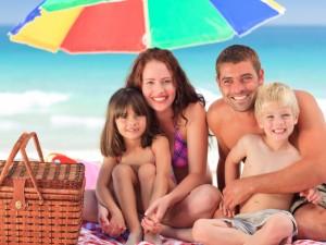 5 sposobów by maluch jadł zdrowo na wakacjach