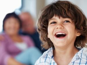 5 zasad mądrego kochania wnuków
