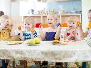 5 zdrowych przekąsek dla dziecka