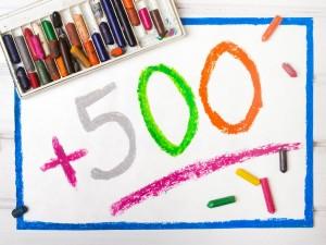 500 plus, 500+
