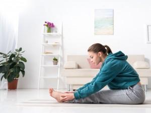 Rwa kulszowa – ćwiczenia