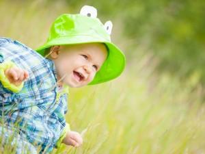 8 rad, by dziecku nie było za gorąco!