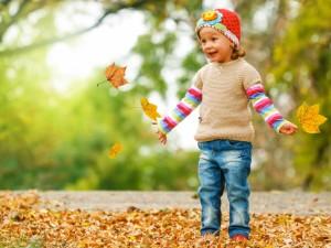 9 sposobów, by uchronić dziecko przed jesiennym przeziębieniem!