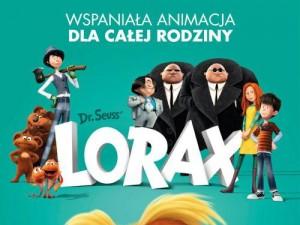 Bajka Lorax w 3D
