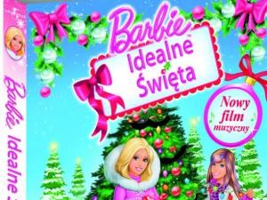 """""""Barbie Idealne Święta"""" na DVD"""