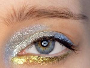 makijaż, oko, makijaż oka