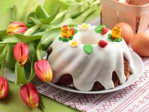 Ciasta na Wielkanoc