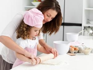 Co i jak gotować z dzieckiem?