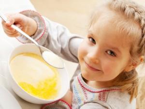 Co powinno jeść chore dziecko?