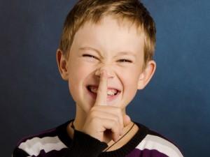 Co robić, gdy dziecko kłamie?