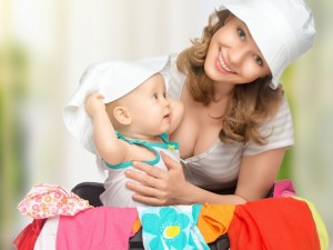 Co spakować na wyjazd z dzieckiem?