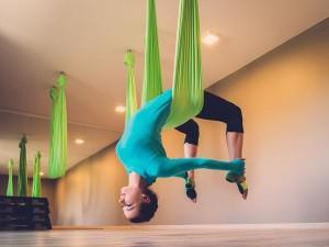 Co to jest joga antigravity?