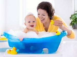 Co zrobić, żeby dziecko nie płakało podczas kąpieli?