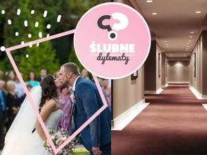 Czy goście weselni powinni zapłacić za nocleg w hotelu, czyli ślubne dylematy część 1