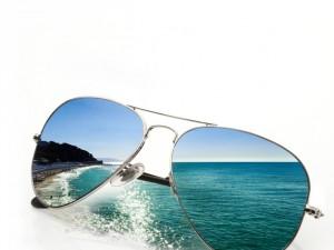 Czy każde ciemne okulary są przeciwsłoneczne?