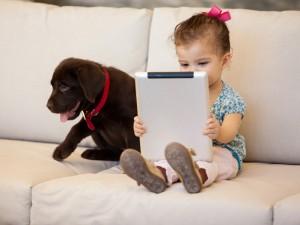 Czy małe dzieci mogą korzystać z tabletów?