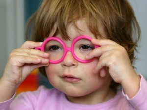 Czy wiesz jak przekonać dziecko do okularów?
