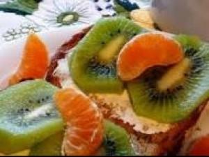 Czy wiesz jak przygotować grzanki z owocami?