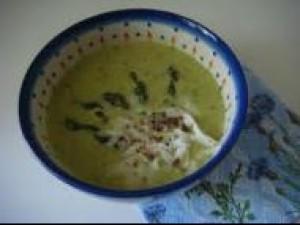 Czy wiesz jak przygotować włoską zupę szparagową?