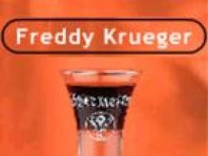 Czy wiesz jak zrobić drink Freddy Krueger?