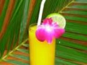 Czy wiesz jak zrobić drink Słońce Tropiku?