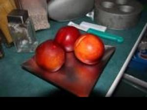 Czy wiesz jak zrobić placek brzoskwiniowy?