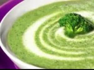 Czy wiesz jak zupę-krem z brokułów i sera?