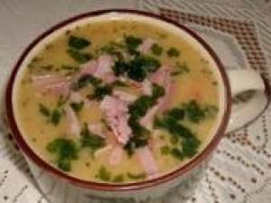Czy wiesz jak zupę z soczewicy z borowikami?
