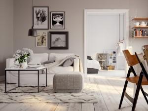 Design za niewielkie pieniądze – jak urządzić mieszkanie ładnie i tanio?