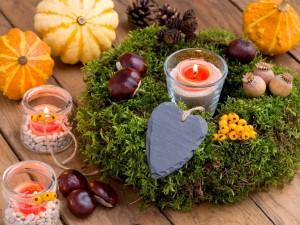 DIY: 6 oryginalnych i prostych inspiracji na jesień