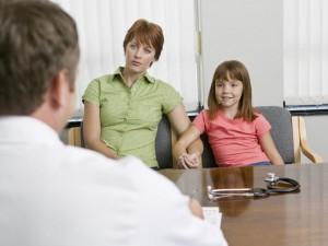 Do ginekologa z dzieckiem