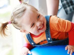 Domowy trening z dzieckiem