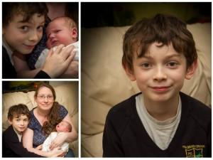 Dzielny ośmiolatek przyjął poród swojej mamy. Ta historia jest hitem internetu!