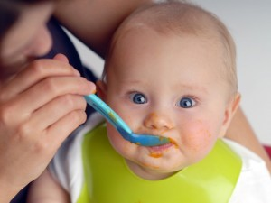 Etapy wzbogacania diety niemowlęcia