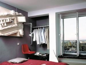 Projekty garderoby - 6 pomysłów
