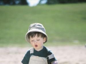 Gdy dziecko mówi brzydkie wyrazy