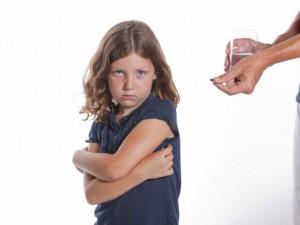 Gdy dziecko nie chce brać leków