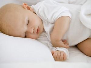 Gdy dziecko wciąż śpi