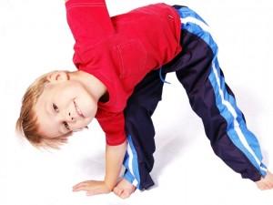Gry ruchowe dla dzieci - czyli jak zachęcić dziecko do ruchu?