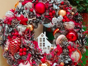 Hity z Instagrama: 11 najpiękniejszych wieńców świątecznych i adwentowych