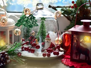 Hity z Instagrama: 5 pomysłów na świąteczne dekoracje okien