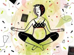 Hormony w drugiej połowie ciąży - jaka jest ich rola i znaczenie?