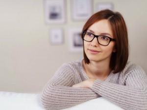 Jak ciąża wpływa na wzrok kobiety?