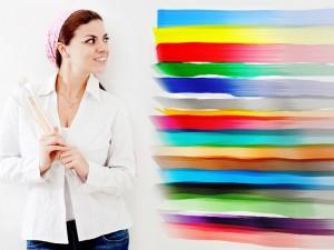Jak dobierać kolory do wnętrza?