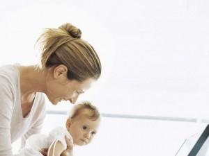 Jak mieć własną firmę i wychowywać dziecko