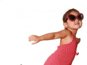 Jak pięknie dziś błyszczysz - czyli o bezpieczeństwie dzieci na drogach!