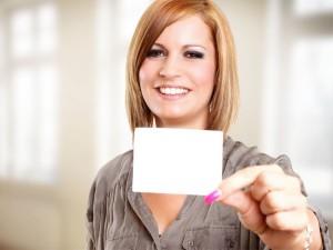 Jak powinna wyglądać profesjonalna wizytówka?